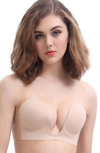 Nylon Strapless Nipple Covers